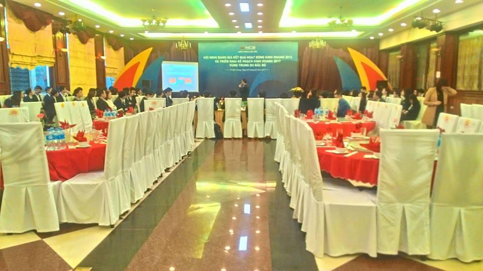 NCB Bank tổ chức hội nghị và gặp mặt đầu năm 2017