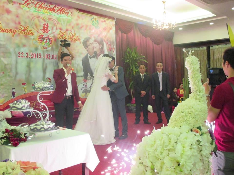Đám cưới Hà Hiển - Quang Hiếu