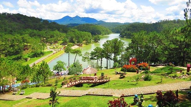 Tour: Nha Trang - Đà Lạt 5 ngày
