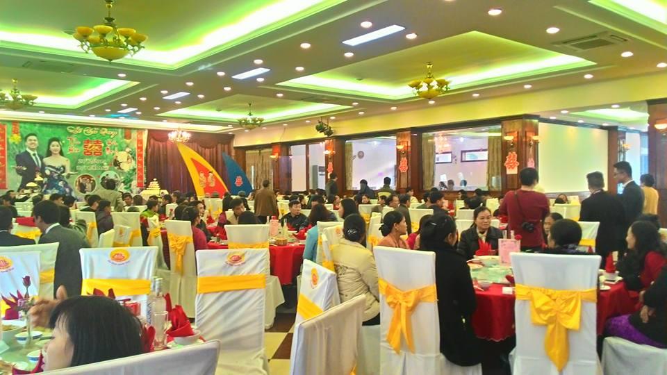 Đám cưới Thu Hòa - Hữu Mạnh