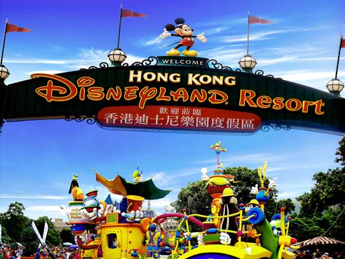 Tour Hồng Kông - Disney land 4 ngày